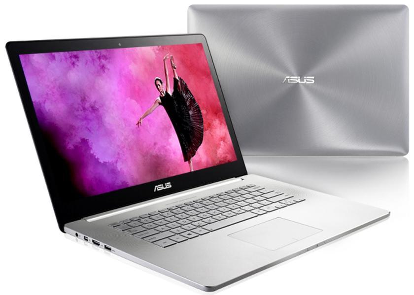 Цена и сроки начала продаж ультрабука ASUS Zenbook NX500 с экраном 3840x2160