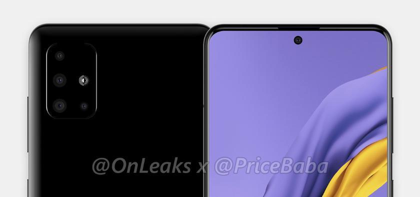 Источник: Samsung Galaxy A51 получит квадро-камеру с дополнительным 5-мегапиксельным сенсором для макрофотографий