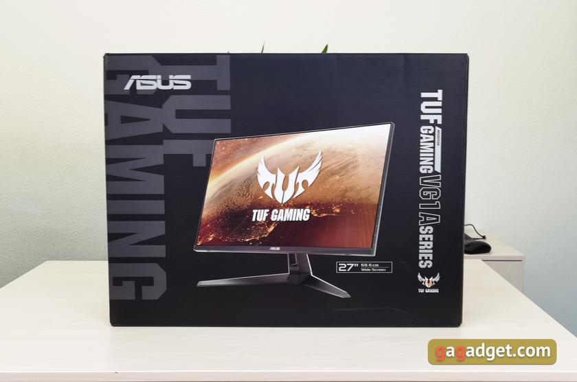 Asus Tuf Gaming Vg279q1a Review 27 Inch Gaming Monitor With Ips Panel And 165 Hz Refresh Rate Gagadget Com