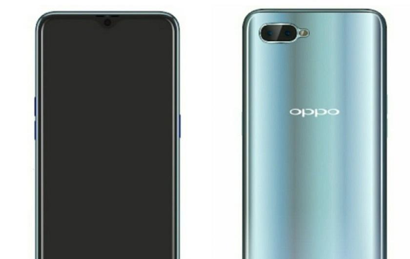 Oppo R15X показался в базе данных Geekbench