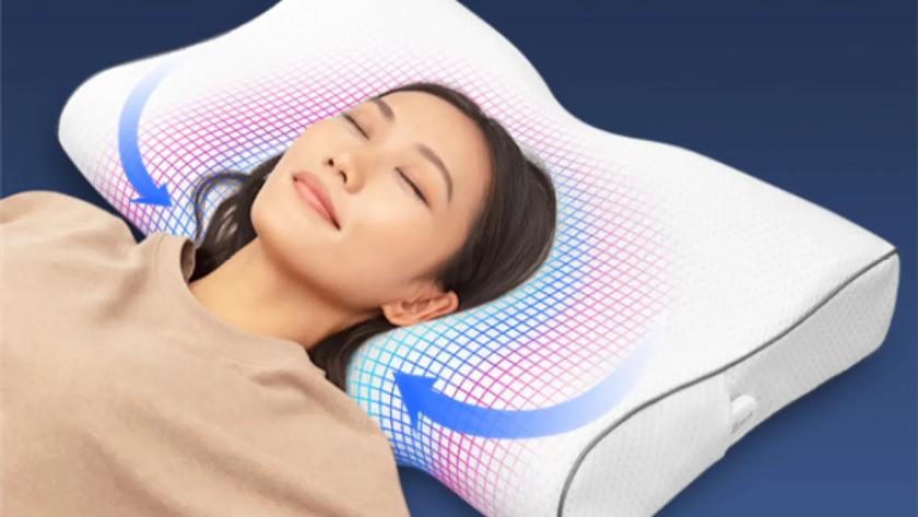 Huawei выпустила «умную» подушку с датчиком ЧСС, отслеживанием дыхания и мониторингом сна