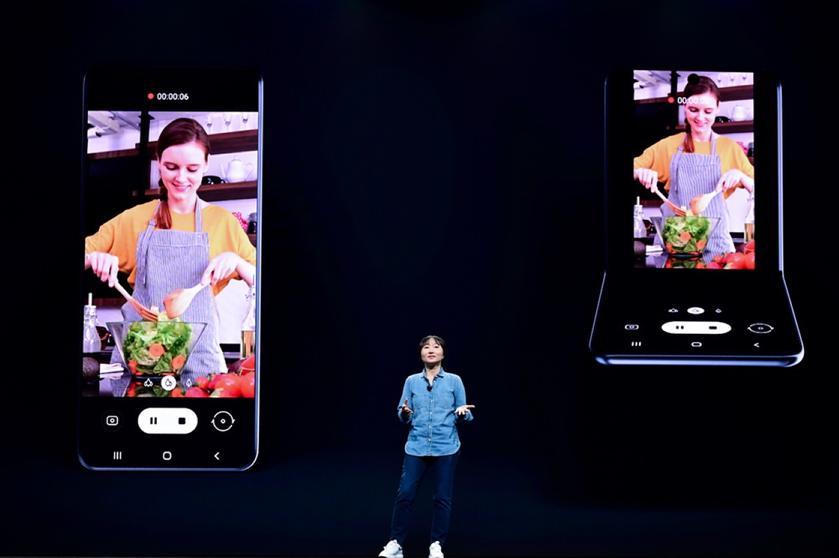Источник: «раскладушка» Samsung Galaxy Fold 2 выйдет вместе с Galaxy S11 и будет стоить дешевле Motorola RAZR