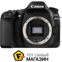 EOS 80D Body WiFi Black