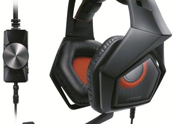 Asus introduced the Strix Pro Gaming Headset