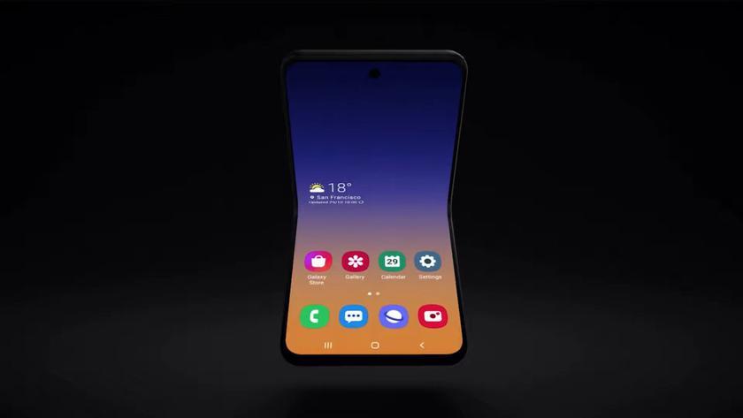 Новый складной смартфон Samsung будет называться Galaxy Z Flip