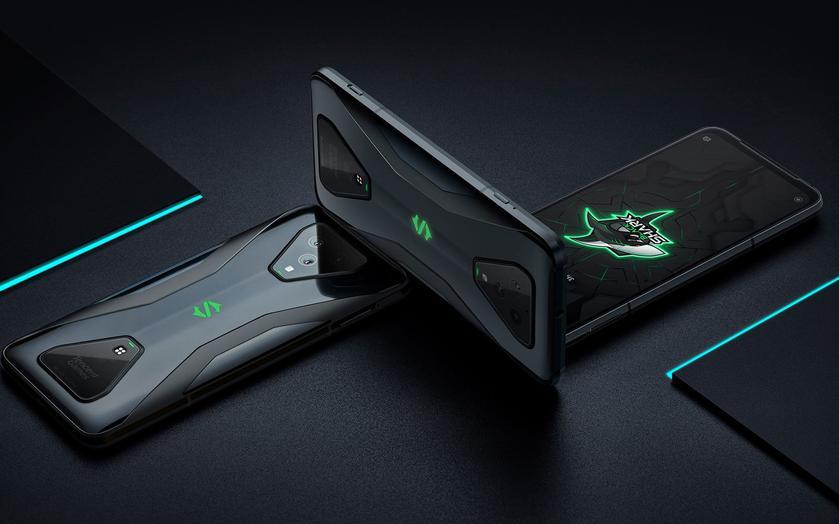 Новый Black Shark 4 Pro с 12 ГБ ОЗУ и экраном FullHD+ появился в базе Google Play Console