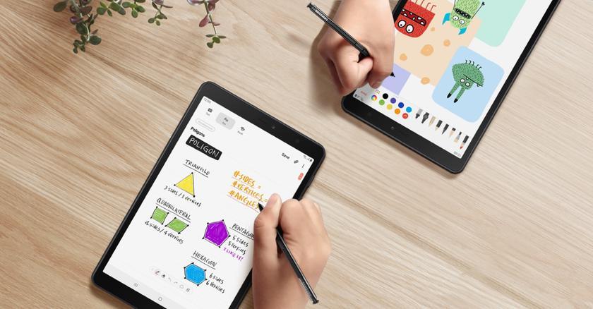 Источник: Samsung готовит недорогой планшет со стилусом S Pen