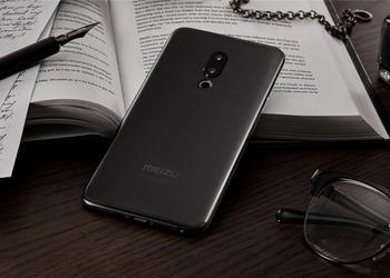 "Meizu presented a jubilee trio of flagships with an ""intelligent"" camera and classical proportions"