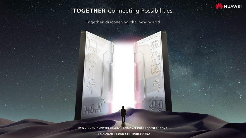 Huawei едет на выставку MWC 2020: ждём новый складной смартфон Mate Xs, ноутбуки, носимые устройства и многое другое