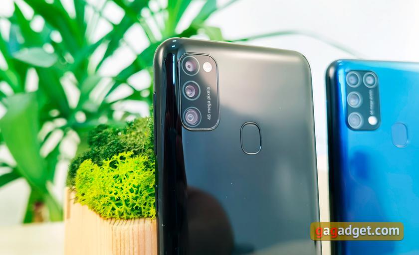 Обзор Samsung Galaxy M31 и Galaxy M21: ложка корейского дёгтя в бочку китайского мёда-328