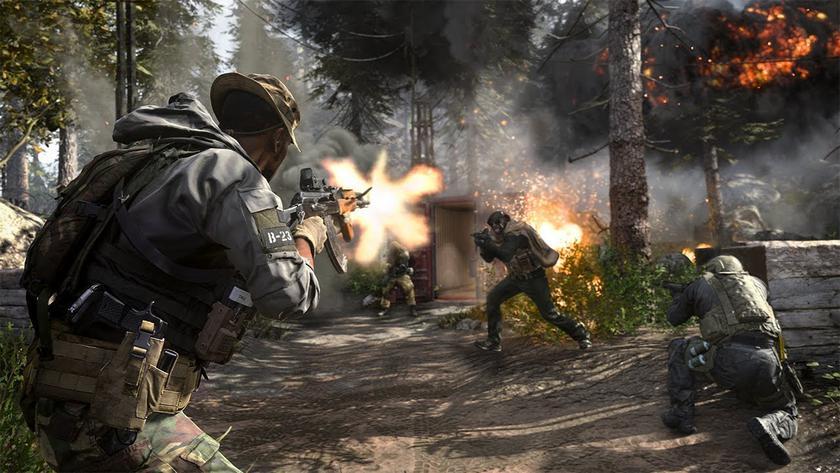 Трейлер второго сезона Call ofDuty: Modern Warfare: возвращение Гоуста илегендарной карты Rust