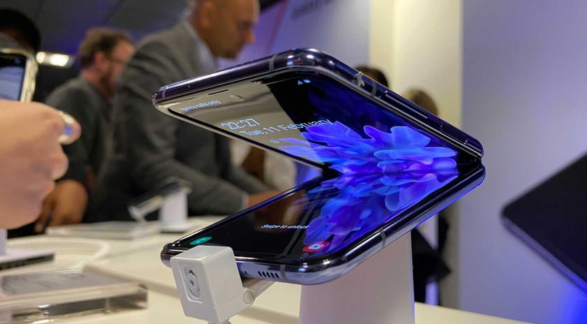 Это успех: Samsung полностью распродала первую партию Galaxy Z Flip