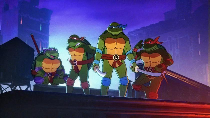 Нежалкие букашки супер ниндзя-черепашки возвращаются наПКиконсоли вTeenage Mutant Ninja Turtles Shredder'sRevenge