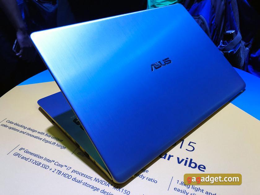 Computex 2018: новые ноутбуки ASUS своими глазами-9