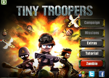 Игры для iPad: Tiny Troopers