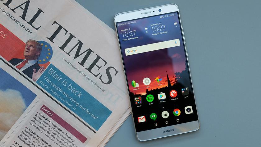 Huawei Mate 9 2016 года выпуска получит обновление Android 10 с оболочкой EMUI 10