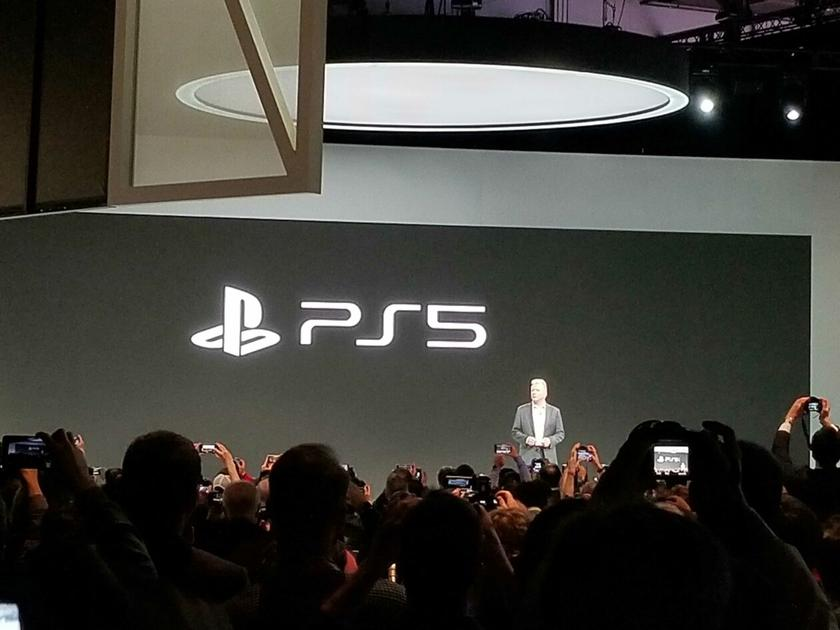 CES 2020: Sony рассказала о PlayStation 5