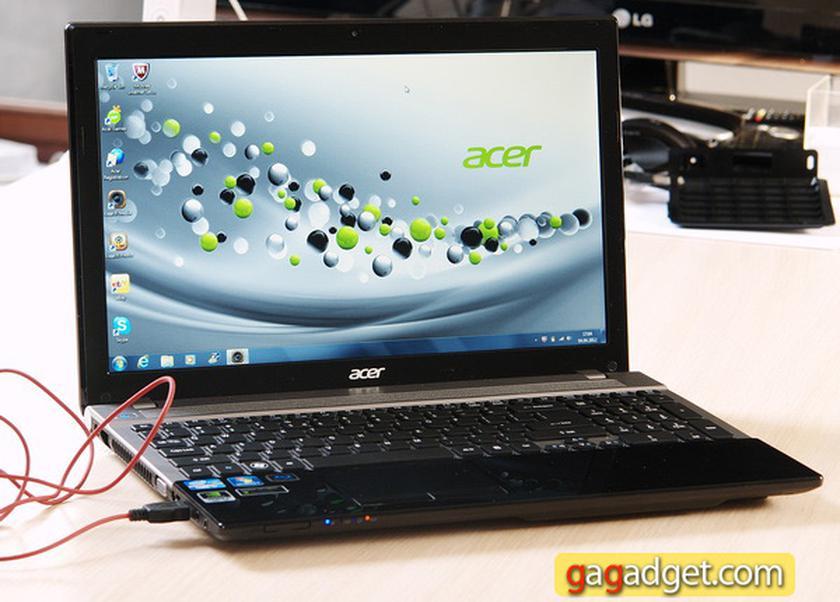 Обзор ноутбука Acer Aspire V3 571g Gagadget Com
