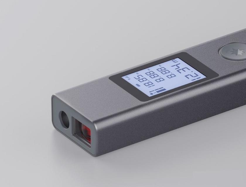 Xiaomi MiJia Duka 40m LS-P: цифровой лазерный USB-дальномер за $18