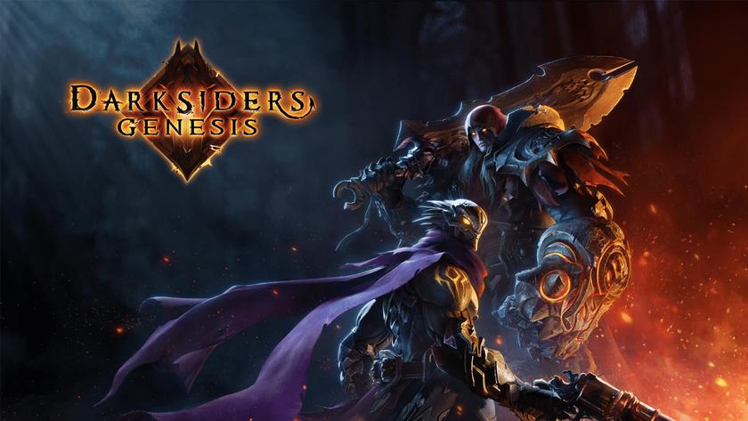 Смотрите первый геймплей Darksiders Genesis: Diablo с паркуром, которую мы заслужили