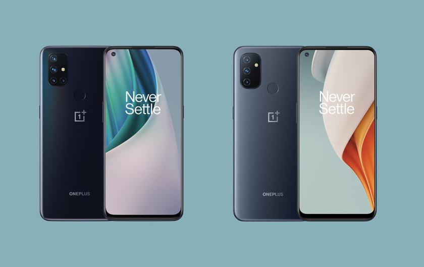 Бюджетные смартфоны OnePlus Nord N100 и OnePlus Nord N10 5G получат только одно крупное обновление ОС Android