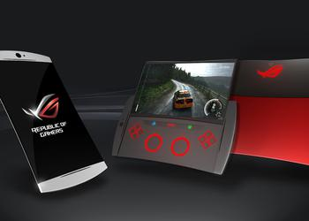 Asus is working on his gaming smartphone: it will be called ROG E-sports