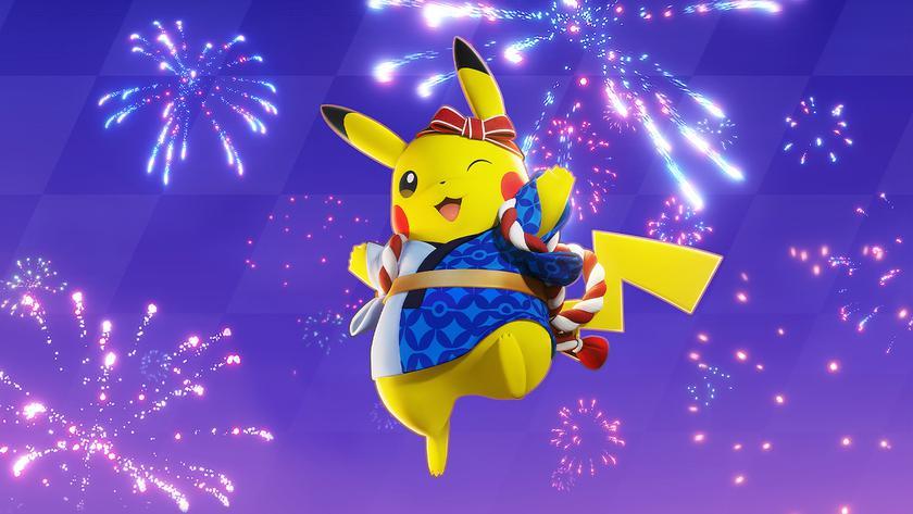 """Игра для Nintendo Switch """"Pokémon Unite"""" выходит на iOS и Android 22 сентября"""