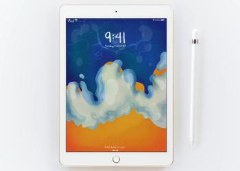 Apple released the iPad 2018 with a stylus and an A10 Fusion processor, like the iPhone 7