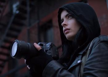 "The first trailer of the second season of the series ""Jessica Jones"""