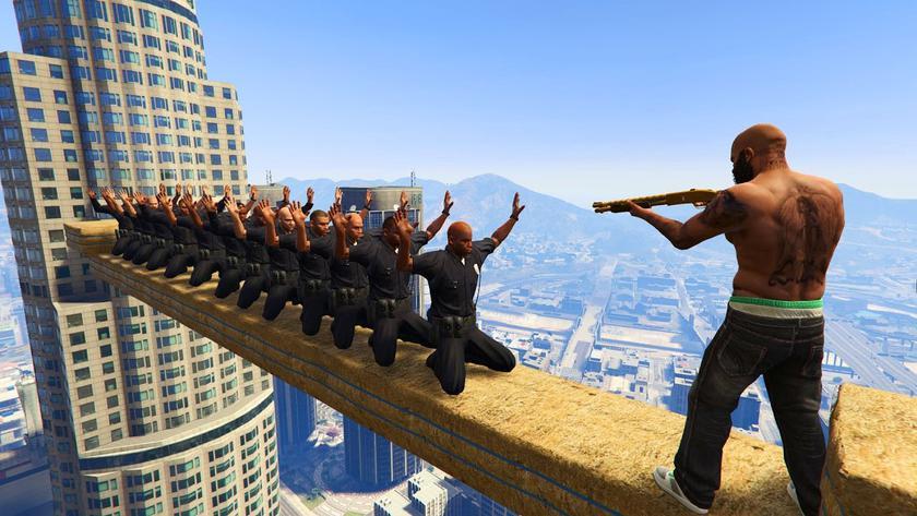GTA Online подняла панику, случайно анонсировав GTA 6