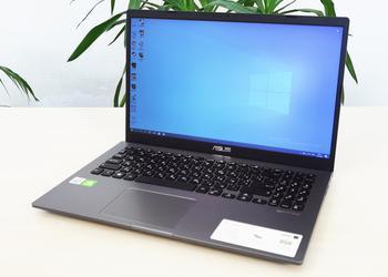 Обзор ASUS Laptop 15 X509JB: ноутбук начального уровня с процессором Intel Ice Lake