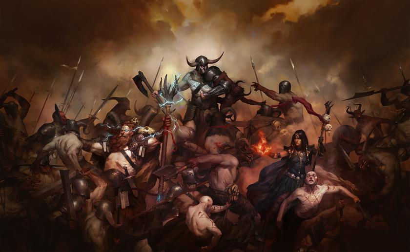 Blizzard переделает Diablo 4 из-за критики игроков: два уровня силы, предметы иподземелья