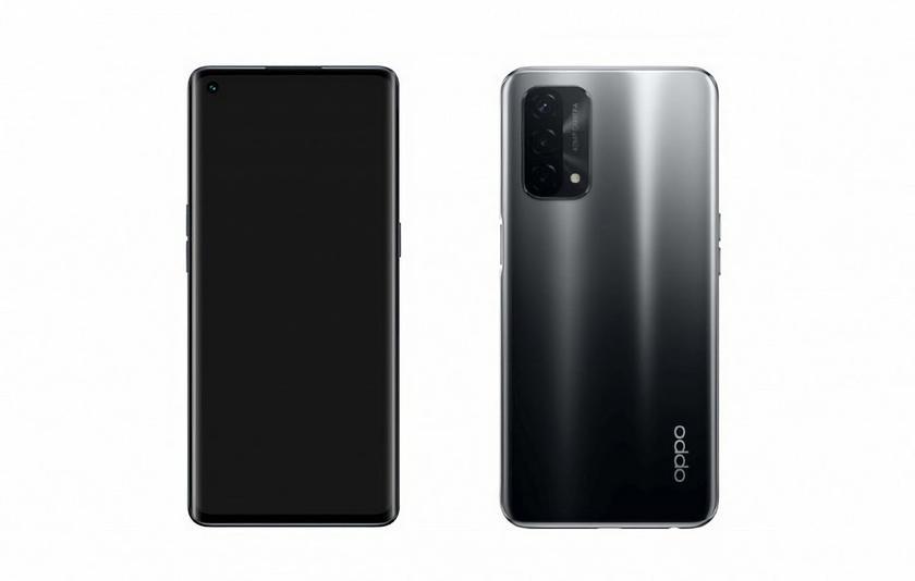 В сети утекли рендеры и основные подробности OPPO A93 5G: «дырявый» дисплей, чип Snapdragon 480 и ценник в $309 (обновлено)