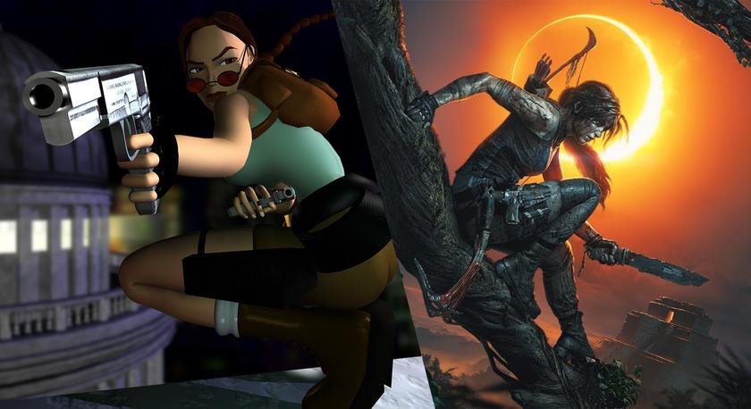 Вопреки здравому смыслу следующие игры Tomb Raider объединят новую истарую вселенную