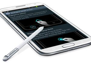 Samsung Galaxy Note II: урок первый
