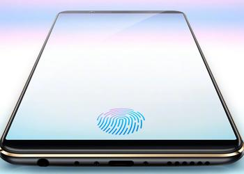 Vivo X20 Plus UD: the first smartphone with a screen fingerprint scanner was rated at $ 565