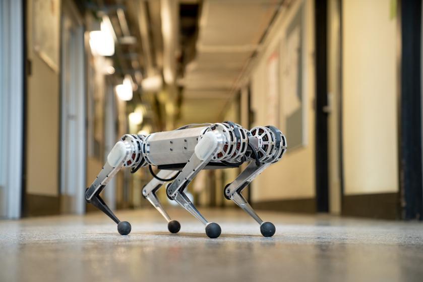 Китайцы продают на AliExpress клон робота MIT Mini Cheetah за 16 тысяч долларов
