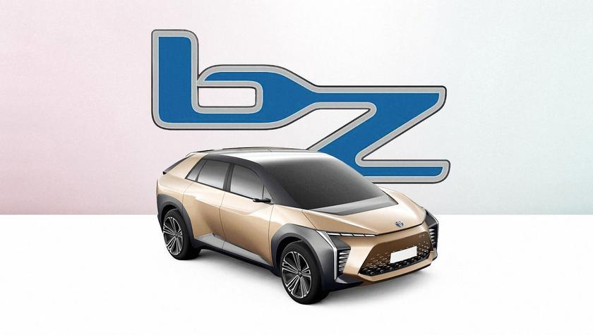 Слух: Toyota покажет на автосалоне в Шанхае первый электромобиль Beyond Zero, который будет заряжаться до 100% за 10 минут