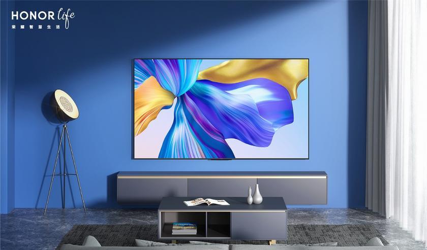 Honor в следующем месяце представит 75-дюймовый смарт-телевизор с 4K-экраном и ценником около $550