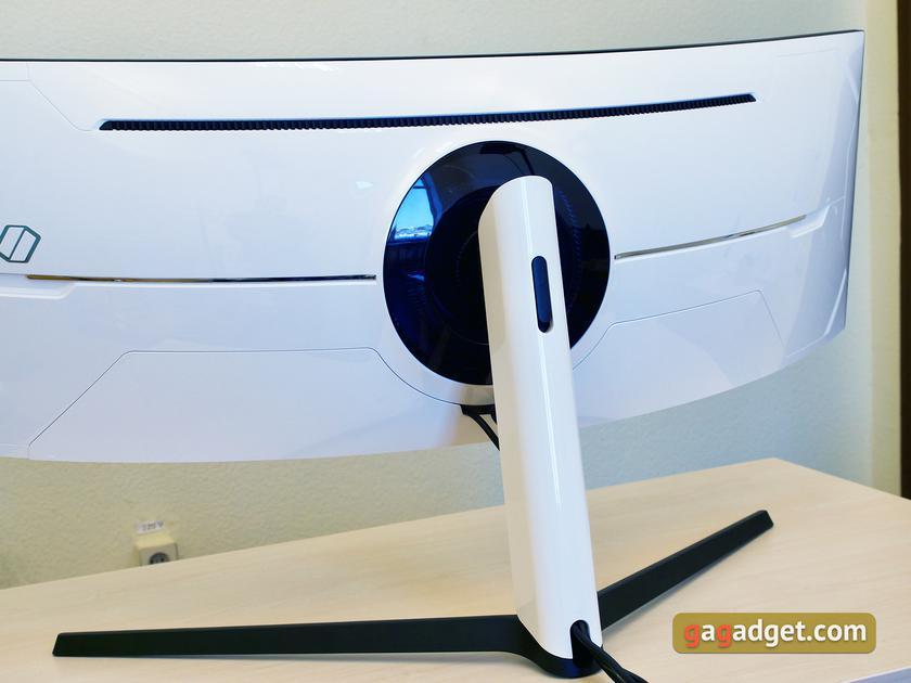 Обзор Samsung Odyssey G9: первый в мире геймерский монитор с радиусом изгиба 1 метр-20