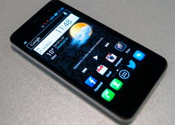 Обзор Alcatel One Touch Star