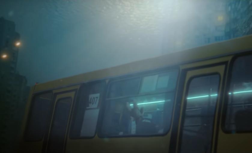 Sony затопила Киев вновом трейлере PlayStation 4 Pro, снятом встолице Украины