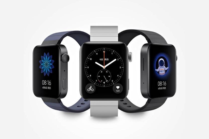 Xiaomi выпустила первое обновление для смарт-часов Mi Watch: поработали над ошибками и добавили поддержку iOS