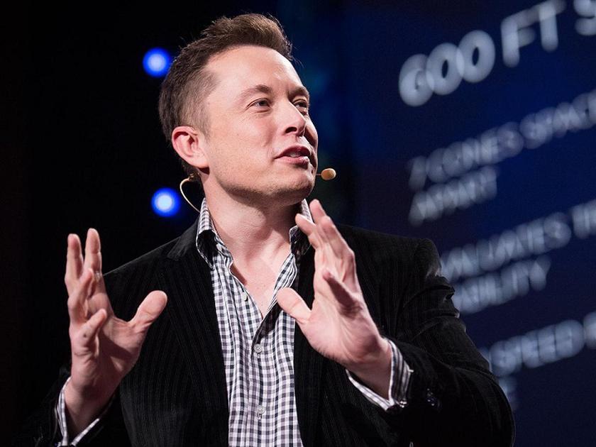 Илон Маск предлагает использовать космические корабли вместо самолетов