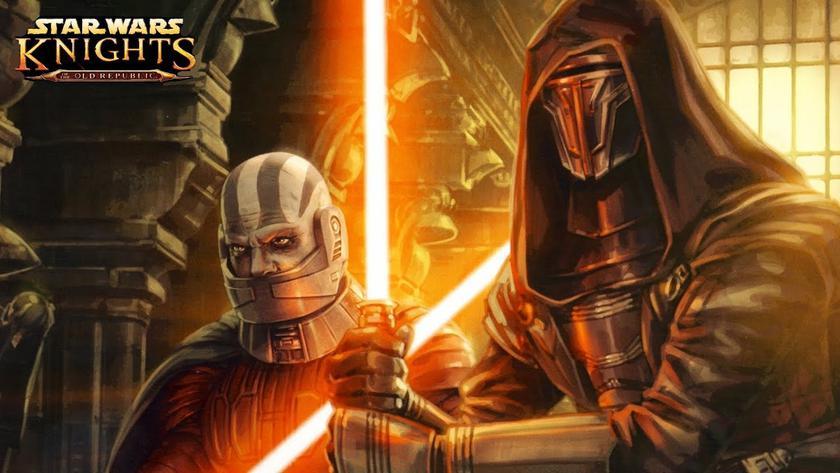 СМИ: Electronic Arts разрабатывает ремейк-перезапуск Star Wars: Knights ofthe Old Republic