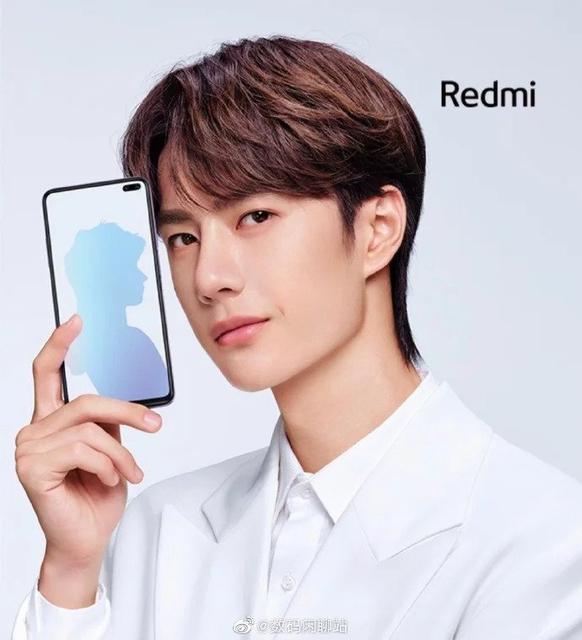 Redmi K30 показался на промо-материалах, появились новые слухи о цене смартфона