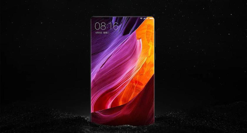 В сеть утекло видео, демонстрирующее активный гибкий экран Xiaomi Mi MIX 4