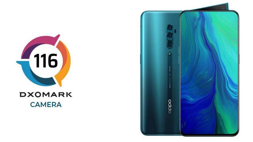 DxOMark наконец оценил камеру Oppo Reno 10x zoom: на уровне Huawei P30 Pro и третьем месте рейтинга