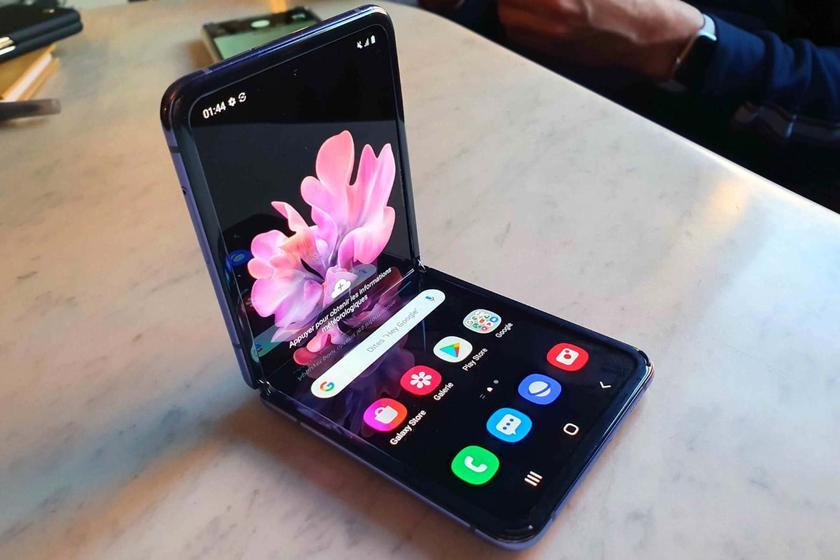Samsung планирует использовать название Galaxy Z для всех будущих складных смартфонов