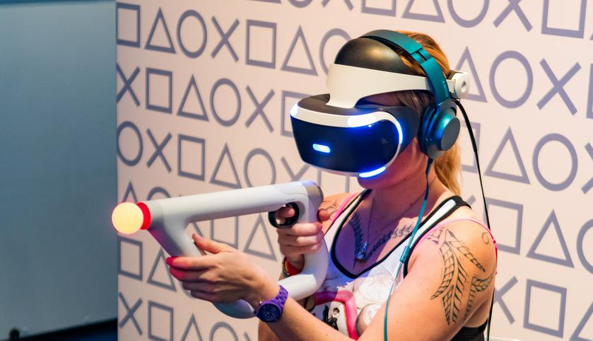 Sony продала 3 миллиона шлемов PlayStation VR
